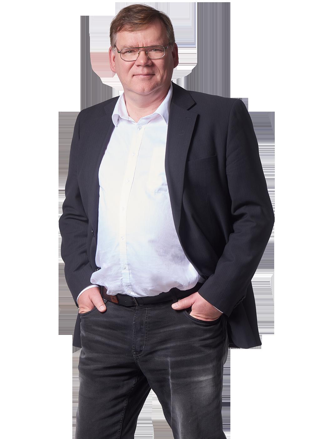 Sven Beck | Avancert selskab for certificering